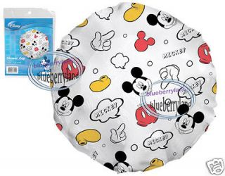Disney Mickey Mouse Bath Shower Cap bathroom household items home