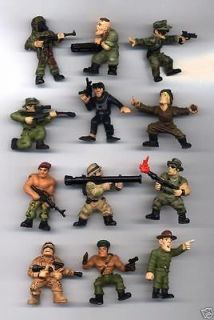 military action figures in Military & Adventure
