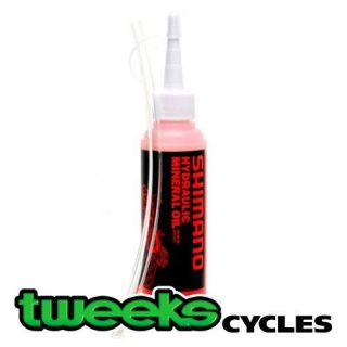 Shimano Disc Brake Mineral Oil Bleed Kit