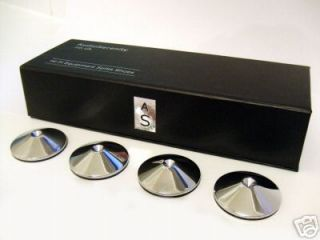Spike Shoes For KEF B&W Tannoy, Mission & Sony Speakers