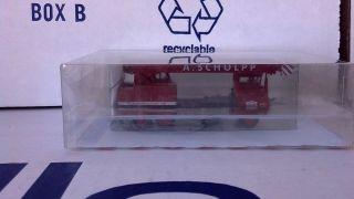 MODELLBAU SCHOLPP LIMITED EDITION MOBILE TRUCK CRANE MODEL NEW IN BOX