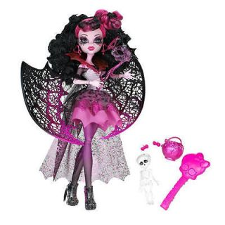 Monster High Ghouls Rule Draculaura Doll NEW IN BOX