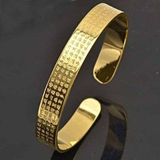 chinese gold bracelet in Jewelry & Watches