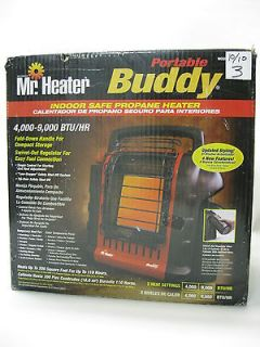 Mr. Heater F232025 MH9BX Buddy 4000   9000 BTU Portable Radiant Heater