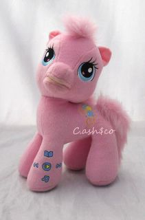 My Little Pony plush Pinkie Pie Animated Storyteller sings songs reads