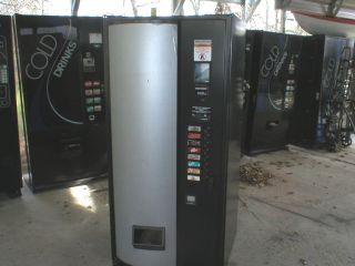 used soda vending machines in Cold Beverage & Soda Machines
