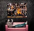 Lebron James vs Kobe Bryant NBA Basketball Sport HUGE Wall POSTER