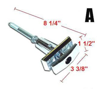Handle Lock Assembly   New   for Dixie Narco and other soda vending