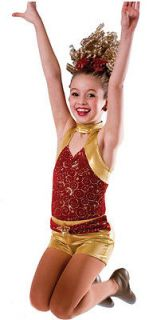 NEW Dance Skate Costume Dress Jazz Tap Child Choice Baton   119