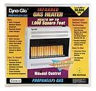 DYNA GLO 20KBTU NATURAL GAS WALL HEATER VENT FREE TSTAT