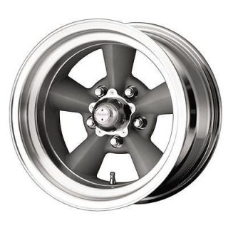 American Racing Torq Thrust Original Gray Painted Wheel 15x7 5x4.5