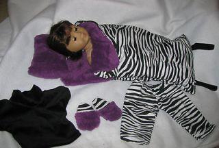 American Girl Doll   Pajama Set in Dolls & Bears