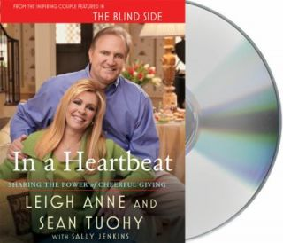 Jenkins, Sean Tuohy and Leigh Anne Tuohy 2010, CD, Unabridged