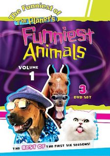 The Funniest of the Planets Funniest Animals DVD, 2005