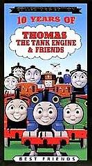Thomas the Tank Engine & Friends   Best Friends [VHS] Michael Angeli