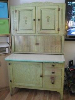 antique hoosier cabinet in Cabinets & Cupboards