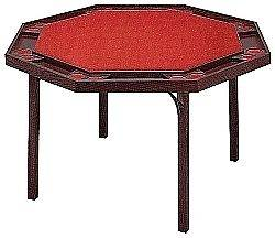 folding octagon poker table in Tables, Layouts