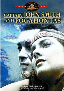 Captain John Smith and Pocahontas DVD, 2005
