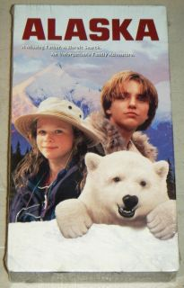 ALASKA SEALED VHS MOVIE, Columbia Tristar 1996   Thora Birch, Vincent