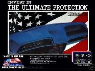2001 2005 Chrysler PT Cruiser Dash Cover Mat Custom Made