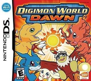 Digimon World Dawn for Nintendo DS Game AUTHENTIC US