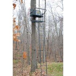 ladder tree stands in Tree Stands
