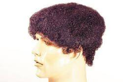 FLAT TOP AFRICAN AMERICAN WIG OLD SCHOOL STYLE FLAT TOP