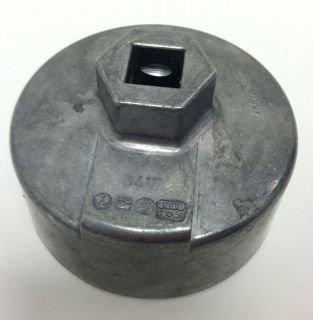 MERCEDES VW AUDI VAG SPECIAL TOOL OIL FILTER WRENCH SOCKET   3417