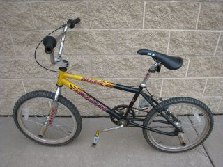 1997 Old School Dyno Nitro Black Afterburner BMX Bike,20,GT