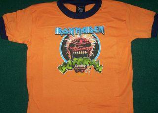 Iron Maiden California Toddler Shirt NEW 2T 3T 4T