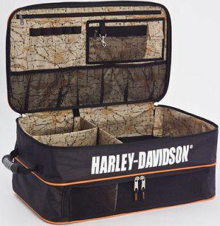 Davidson Luggage 24 Inch Travel Locker Organizer Bag, Black 99615