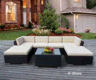 resin wicker furniture in Patio & Garden Furniture
