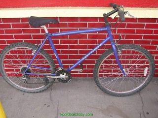 Gary Fisher Marlin 18 Mountain Bike 21 Speed Mens