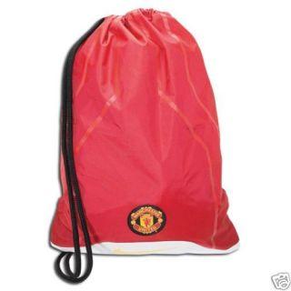 Nike MANCHESTER Shoe Sack GYM pack Bag New 2009 SOCCER