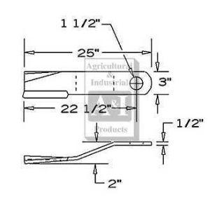 bush hog ghm rotary cutter mower parts catalog manual time