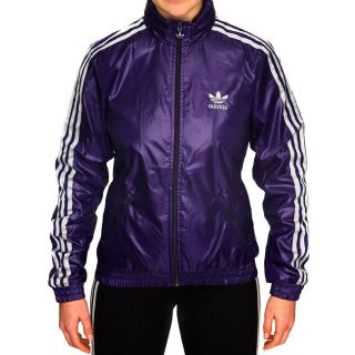 adidas originals jacket purple in Clothing, Shoes & Accessories