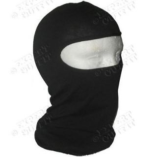 BALACLAVA FULL FACE MASK Black NINJA HEAD SHIELD NEW CLOSEOUT SALE! #