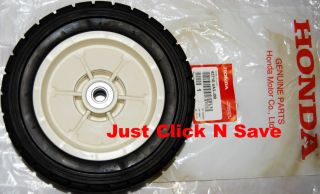 42810 VA4 K10 GENUINE OEM Honda Lawn Mower WHEEL 42810 VA4 003 42710