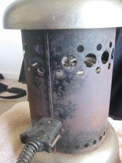 vintage electric heater in Home & Garden