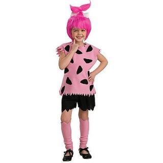 The Flintstones Pebbles Halloween Costume   Child Size Medium 8 10