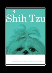 Shih Tzu Dog Grooming DVD Video & Pet Supplies Guide