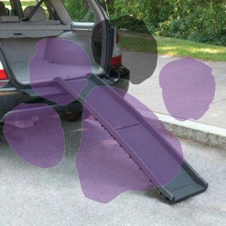 Fold non slip Ultra Lightweight Light Travel Pet Dog Ramp for Vehicles