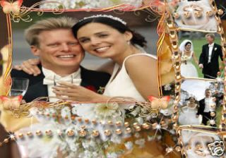 PSD Wedding Photo Album Templates For Photoshop