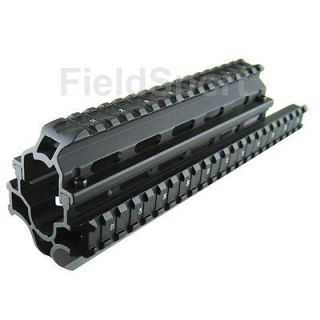 Tactical Saiga 7.62X39 rifle Picatinny quad rail mount system on sale