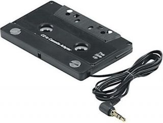 Philips Audio Car Cassette Tape Adapter 3.5 mm For iPhone Ipod  AUX