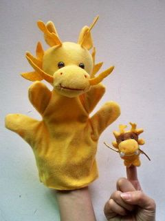 large dragon plush in Stuffed Animals