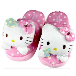 Newly listed NEW Sanrio Hello Kitty Cute Soft Plush Doll Slipper