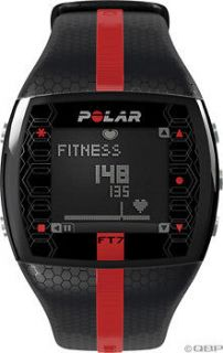 Polar FT7 Heart Rate Monitor Mens; Black/Red