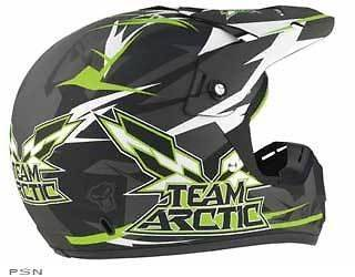 arctic cat snowmobile helmet in Helmets