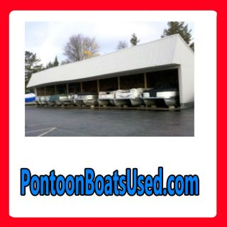 Pontoon Boats Used WEB DOMAIN FOR SALE/SPORTS FISHING BOATING